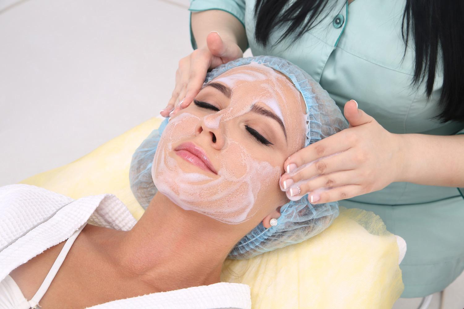 Medical-Grade Peels And Facials